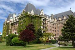 O hotel da imperatriz Fotografia de Stock