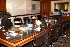 O hotel David Intercontinental fotografia de stock