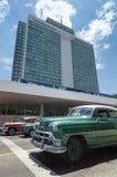 O hotel de Habana Libre em Cuba Fotografia de Stock Royalty Free