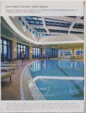 O hotel de Hyatt da propaganda de cartaz no compartimento desde outubro de 2005, formulário encontra a função Sinta o slogan do t fotografia de stock royalty free