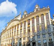 O hotel de luxo Imagem de Stock Royalty Free