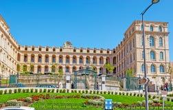 O hotel de luxo em Marselha imagens de stock
