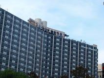 O hotel de Statler obtém Second Life como o hotel outra vez imagens de stock royalty free
