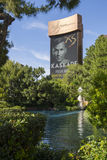 O hotel de Wynn assina dentro Las Vegas, Nevada Fotografia de Stock Royalty Free