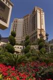 O hotel em Las Vegas, nanovolt de Palazzo o 27 de abril de 2013 Foto de Stock