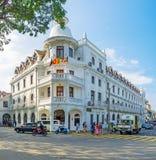 O hotel o mais velho Fotografia de Stock Royalty Free
