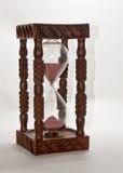 O Hourglass velho Fotografia de Stock Royalty Free