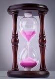 O hourglass velho foto de stock royalty free