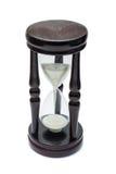O hourglass velho. fotografia de stock royalty free