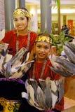 O Ibans de Sarawak foto de stock royalty free