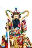 O imperador do céu escuro da mola e do Autumn Pavilions, Kaohsiung (Taiwan) Fotografia de Stock Royalty Free