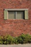 O indicador na parede Fotografia de Stock