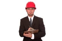 O inspector 2 Imagens de Stock
