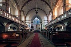 O interior. Imagens de Stock Royalty Free