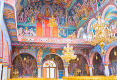 O interior colorido Imagens de Stock Royalty Free