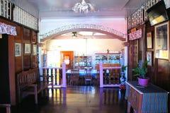 O interior da casa velha Imagens de Stock Royalty Free