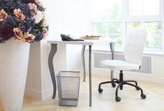 O interior moderno de office Foto de Stock Royalty Free