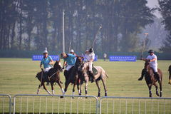 O International 2016 do Pequim Polo Open Tournament Imagens de Stock