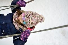O inverno está vindo Fotografia de Stock