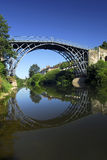 O Ironbridge Fotografia de Stock