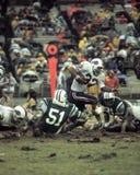 O J Simpson v les New York Jets Photographie stock libre de droits