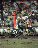 O J Simpson v new york jets Fotografia Royalty Free