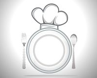 O jantar de casamento com carne do rolo fumou e tomates Imagens de Stock Royalty Free