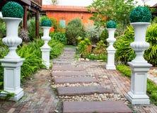 O jardim Fotos de Stock Royalty Free