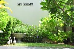 O jardim Imagens de Stock Royalty Free