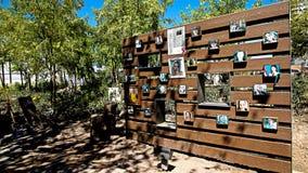 O jardim cura da comunidade de Las Vegas imagem de stock royalty free