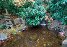 O jardim 1 de Buchart Fotografia de Stock Royalty Free