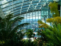 O jardim do céu Imagens de Stock Royalty Free