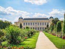 O Jardin des Plantes - Paris Fotografia de Stock Royalty Free