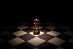O jogador principal Fotos de Stock Royalty Free