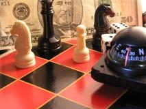O jogo do lucro, orientação imagem de stock