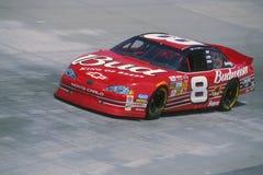 O Jr Motorista de NASCAR imagem de stock