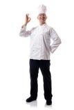 O.k. chef-kok Royalty-vrije Stock Afbeeldingen