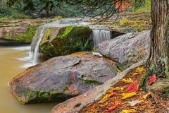 O Kun De Kun Upper Falls Stock Image