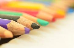 O lápis da cor Imagem de Stock Royalty Free