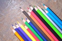 O lápis da cor Foto de Stock Royalty Free