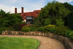 O laboratório e os jardins em Wisley Imagens de Stock