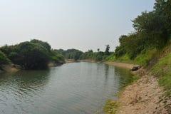 O lago Foto de Stock Royalty Free