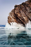 O Lago Baikal Imagens de Stock Royalty Free