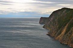 O Lago Baikal, ilha de Olkhon, Rússia Fotografia de Stock