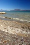 O lago de Garda 2 fotos de stock royalty free