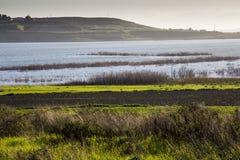 O lago de Simbiritzi Imagens de Stock Royalty Free