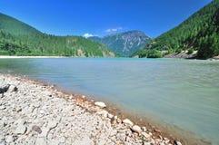 O lago Diablo Fotos de Stock