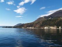 O lago Garda Fotografia de Stock