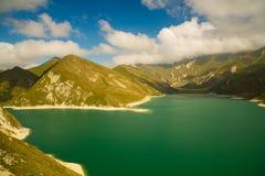 O lago Kezenoy-está Imagem de Stock Royalty Free