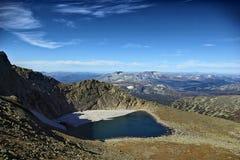 O lago na fortaleza Foto de Stock Royalty Free